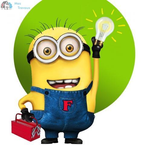 Logo de GERBI FRANCK, société de travaux en Dépannage électrique