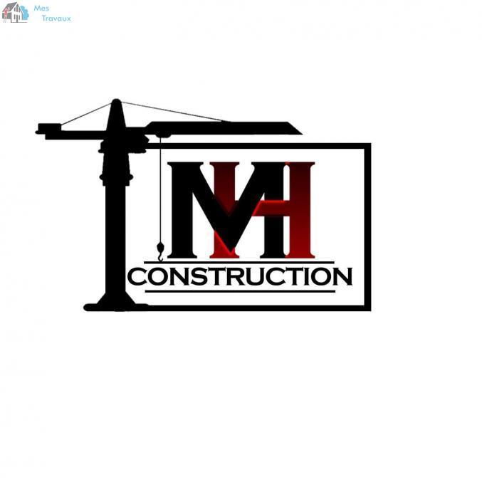 Logo de MH CONSTRUCTION, société de travaux en Travaux divers