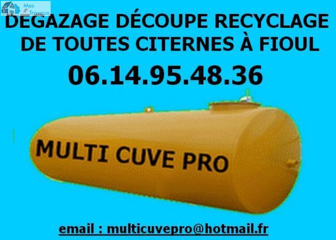 Logo de MULTICUVEPRO, société de travaux en Chauffage - Chaudière - Cheminée