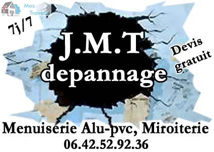 JMT DéPANNAGE, artisan spécialisé en Fourniture et installation d'un bloc porte