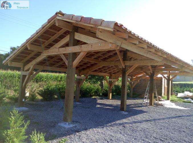 RANCAO DA SILVA, artisan spécialisé en Couverture complète (tuiles, ardoises, zinc)