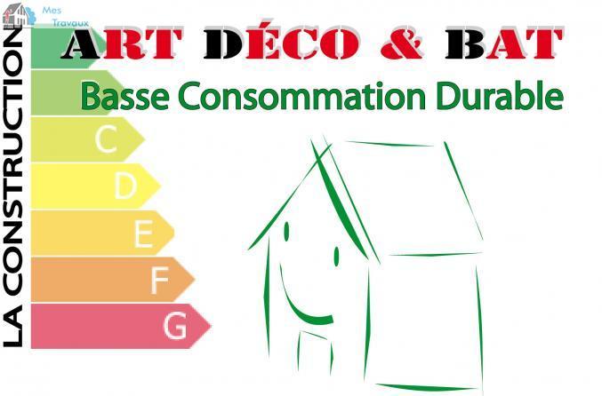 Logo de ARTDéCO BâT, société de travaux en Construction de maison