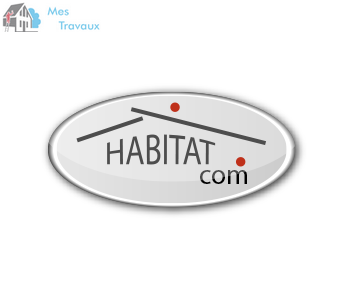 Logo de HABITAT.COM, société de travaux en Véranda