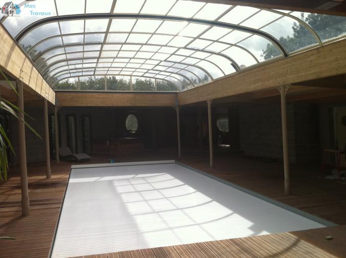 ABRINOVAL, artisan spécialisé en Abri pour piscine