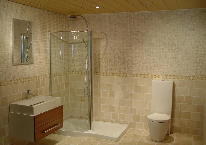 Logo de SANITHERME, société de travaux en Fourniture et installation de lavabos, baignoires, douches, WC...