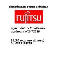 Logo de EGM MENINI MICHEL, société de travaux en Remplacement / dépannage de climatisation