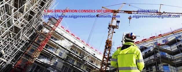 S AIG PREVENTION CONSEILS SECURITE, artisan spécialisé en Architecte (construction ou rénovation de maisons individuelles)