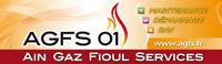 Logo de Ain Gaz Fioul Services, société de travaux en Chauffage - Chaudière - Cheminée