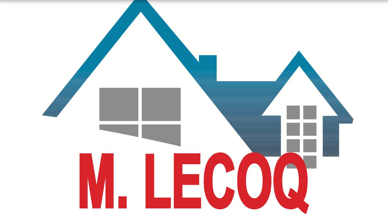 Logo de Lecoq couverture, société de travaux en Fourniture et pose de fenêtres de toit