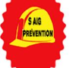 Logo de S AIG PREVENTION CONSEILS SECURITE, société de travaux en Construction, murs, cloisons, plafonds en plaques de plâtre