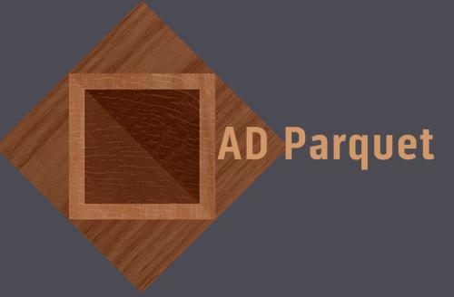Logo de AD Parquet, société de travaux en Fourniture et pose parquets