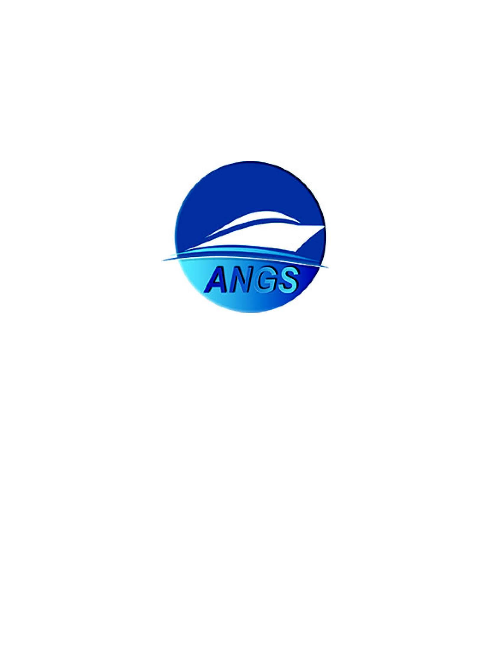 Logo de ANGS, société de travaux en Fourniture et installation d'une ou plusieurs fenêtres