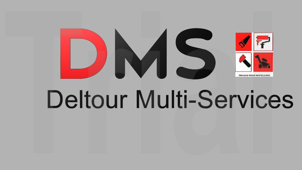 Logo de dms, société de travaux en Service à la personne