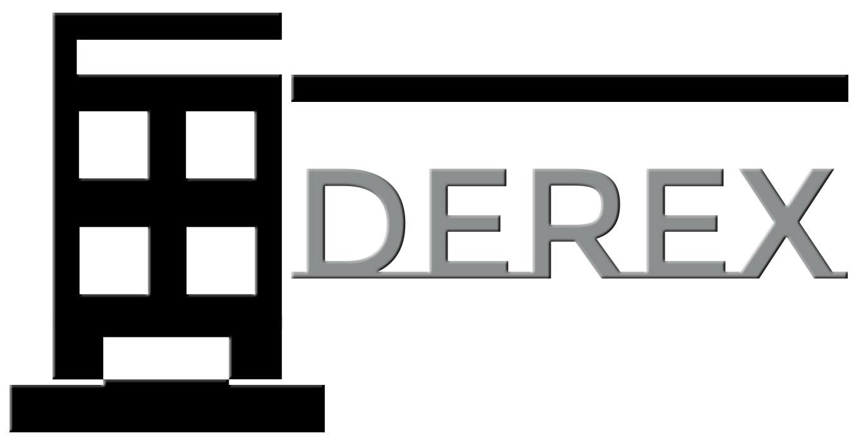 Logo de derex, société de travaux en Etanchéité - Isolation des toitures
