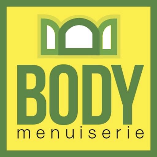 Logo de BODY Menuiserie, société de travaux en Fourniture et remplacement de porte ou fenêtre en bois