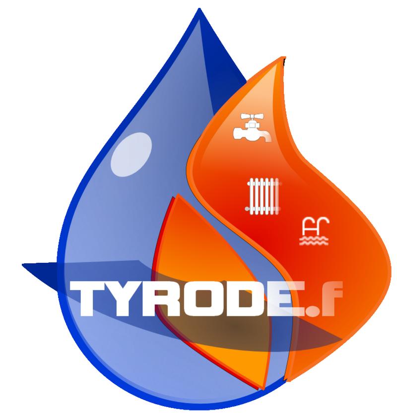 Logo de TYRODE.f, société de travaux en Travaux de plomberie salle de bains