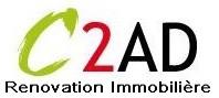 Logo de C2AD, société de travaux en Création complète de salle de bains
