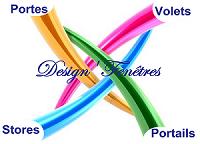 Logo de SAS DESIGN'FENÊTRES, société de travaux en Fourniture et installation d'une ou plusieurs fenêtres