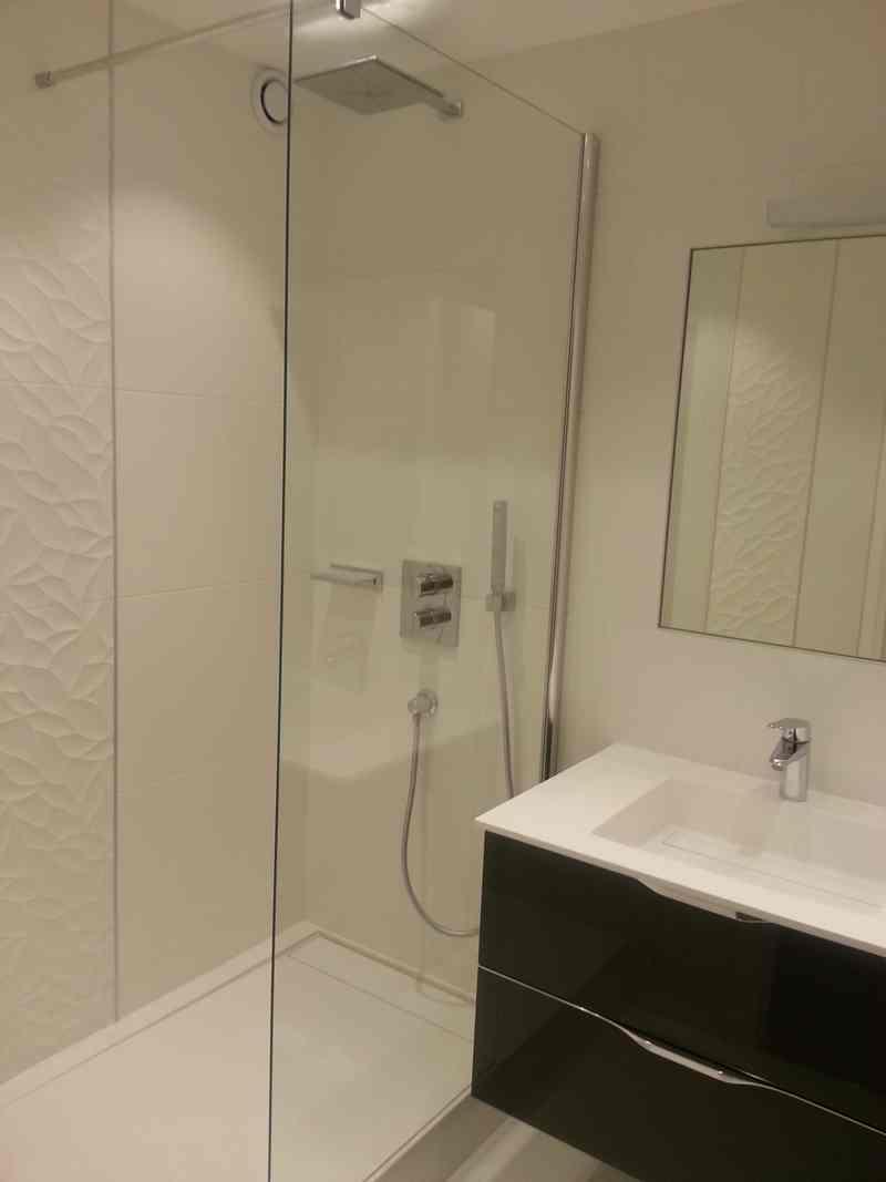 Logo de DAVID (SARL), société de travaux en Fourniture et pose de lavabos, baignoires, douches, WC...