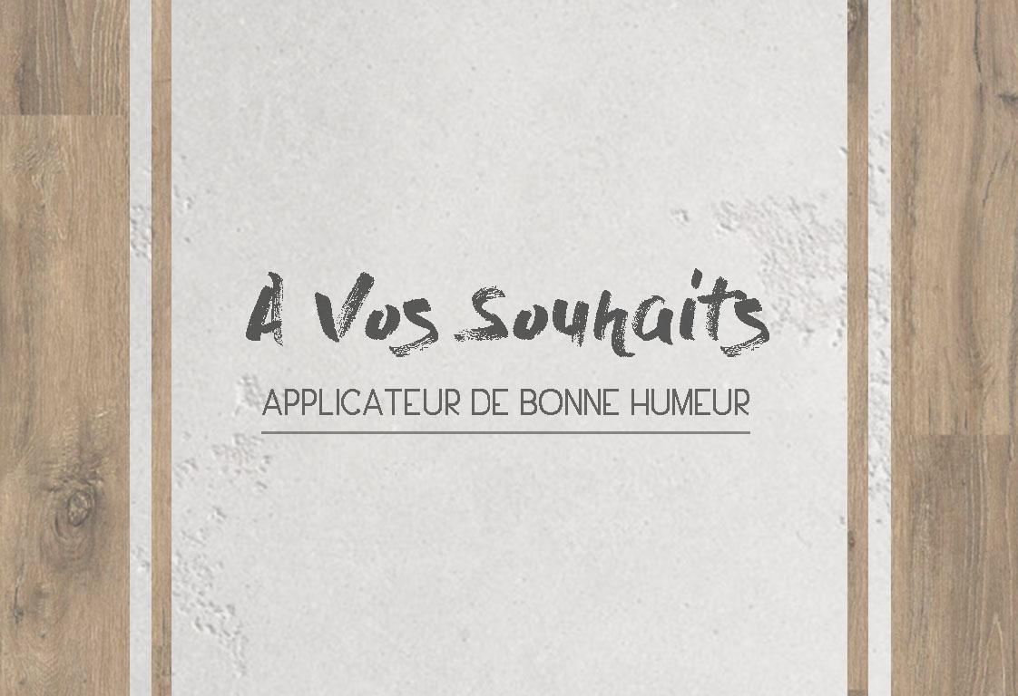 Logo de A Vos Souhaits, société de travaux en Travaux de décoration