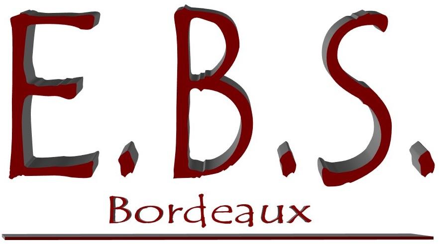 Logo de EBS BORDEAUX, société de travaux en Fourniture et pose de linos