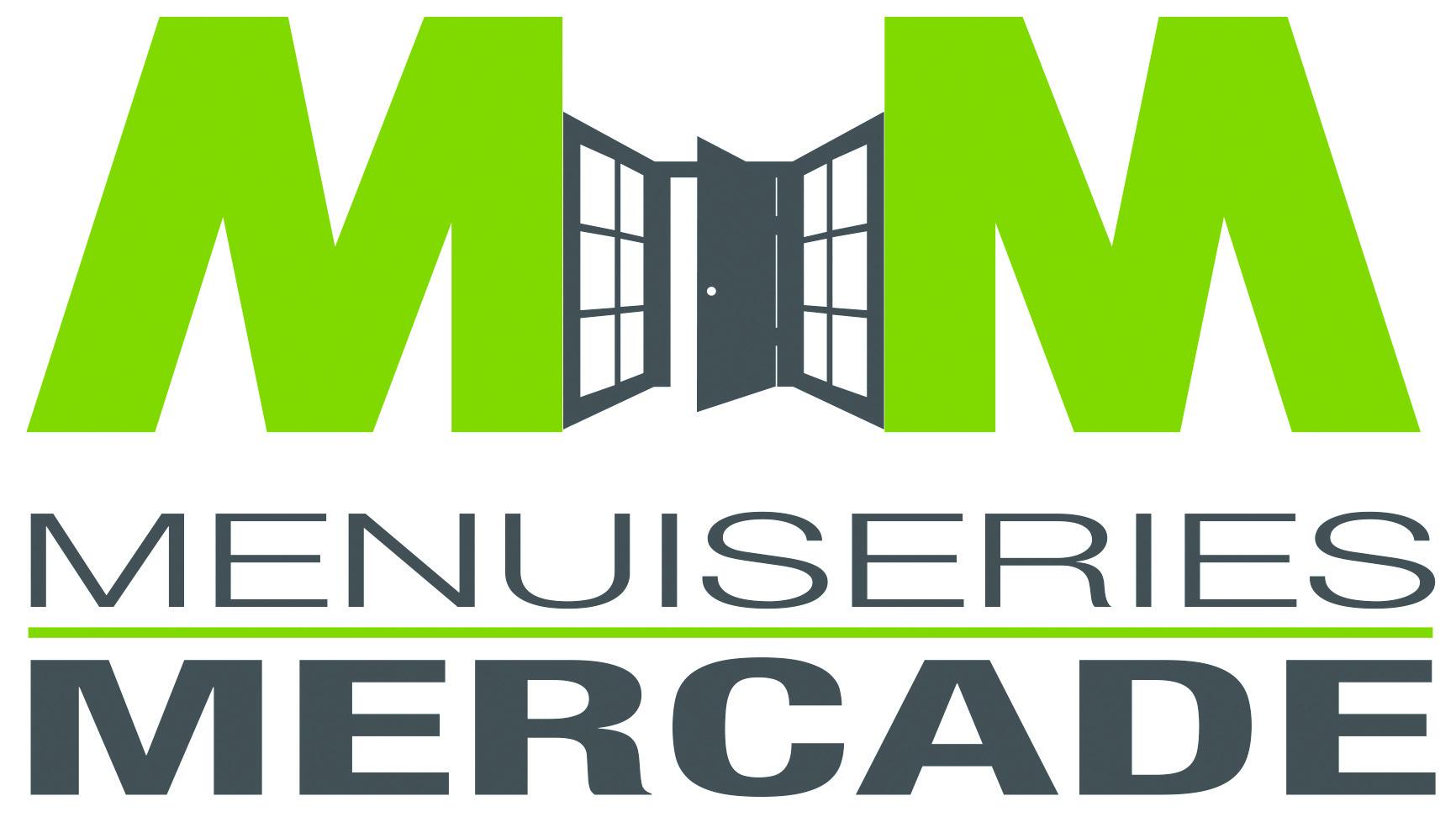 Logo de MENUISERIES MERCADE, société de travaux en Fourniture et remplacement de porte ou fenêtre en aluminium