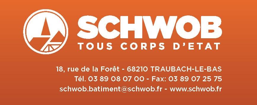 Logo de schwob JBS, société de travaux en Etanchéité - Isolation des terrasses