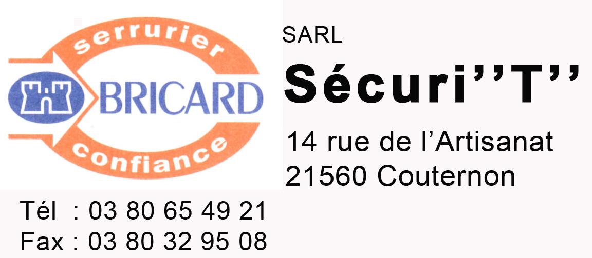 """Logo de SECURI """" T """", société de travaux en Portail : fourniture et installation"""