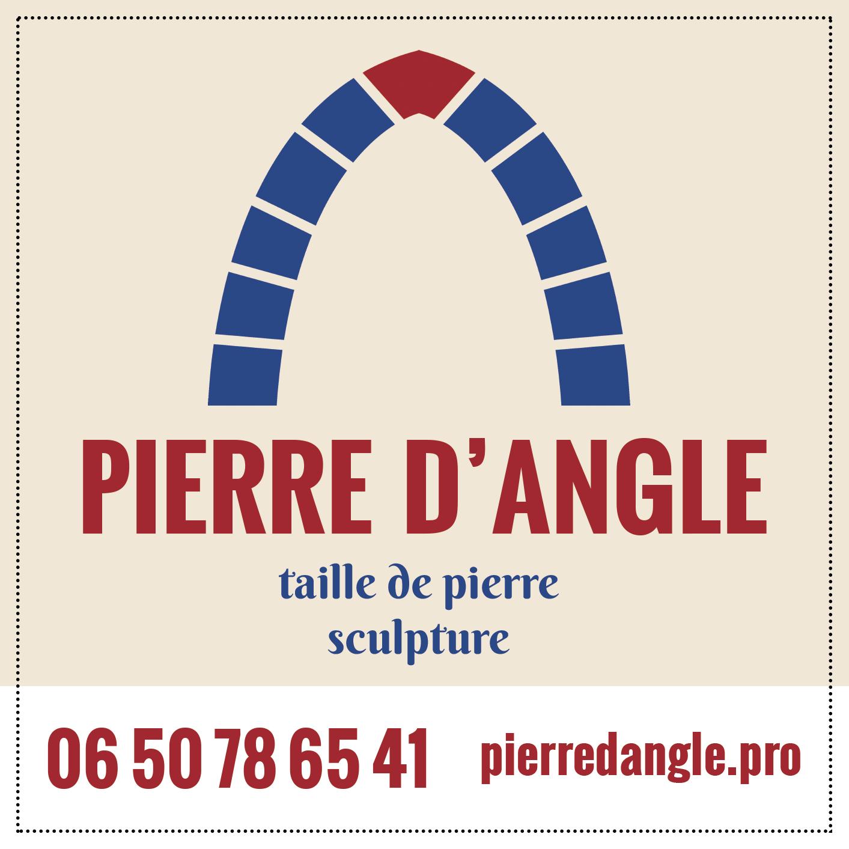 Logo de Pierre d'Angle, société de travaux en Ravalement de façades