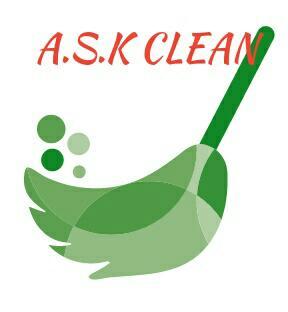 Logo de A.S.K CLEAN, société de travaux en Nettoyage de copropriété