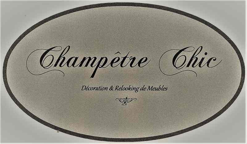 Logo de Champêtre Chic, société de travaux en Travaux de décoration