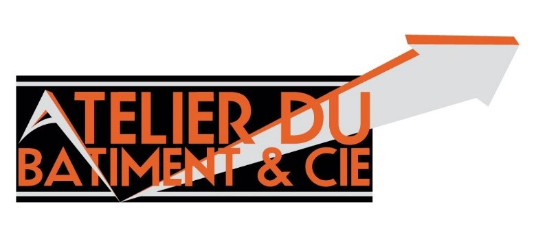 Logo de Atelier du Bâtiment et compagnie, société de travaux en Maçonnerie : construction de murs, cloisons, murage de porte