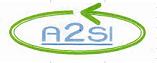 Logo de SARL 2SI, société de travaux en Création d'un escalier sur mesure (bois, métal, béton, verre)