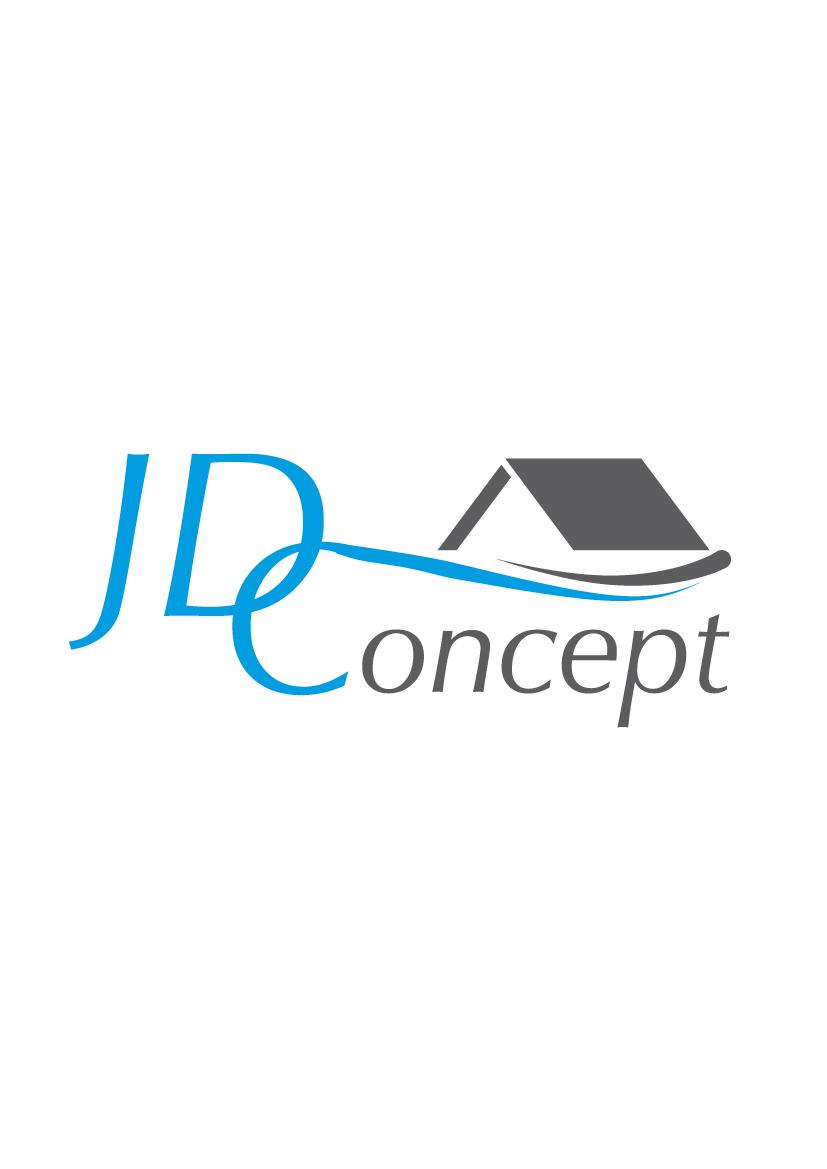 Logo de JDConcept, société de travaux en Architecture d'intèrieur