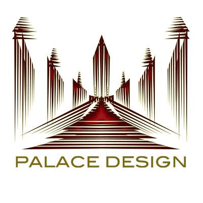 Logo de Palace Design, société de travaux en Architecture d'intèrieur