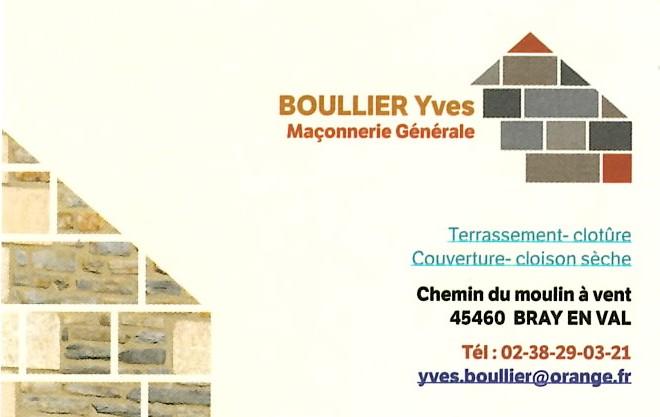 Société BOULLIER YVES
