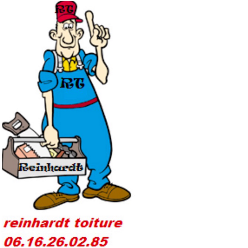 Logo de Reinhardt toiture, société de travaux en Décrassage des façades