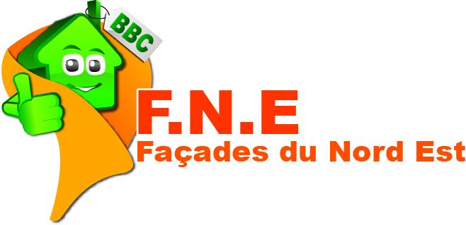 Logo de Sarl Façades du Nord Est, société de travaux en Ravalement de façades