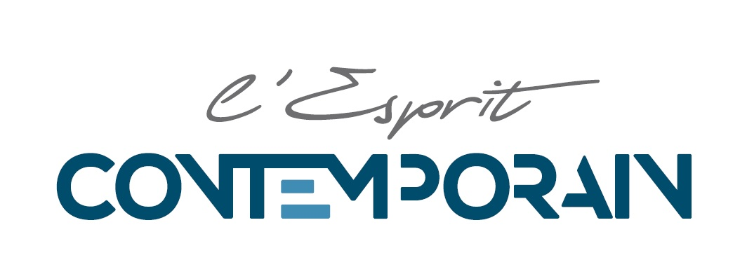 Logo de ESPRIT CONTEMPORAIN, société de travaux en Fabrication de meubles en bois sur mesure
