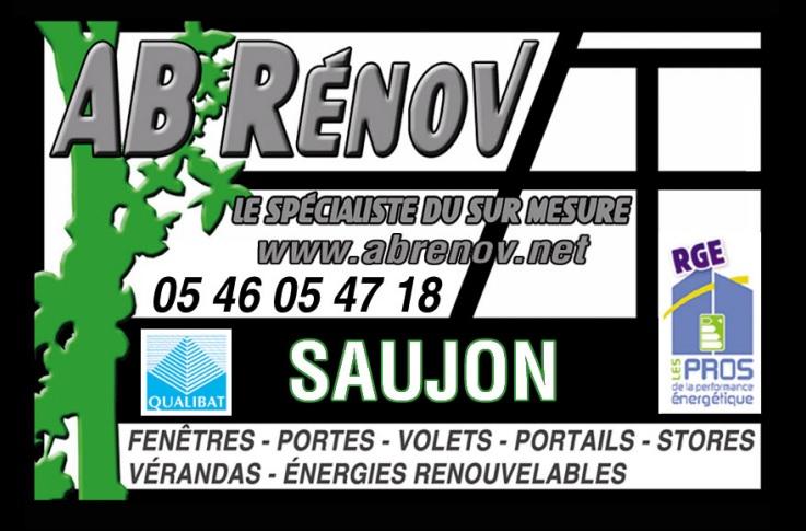 Logo de AB RENOV, société de travaux en Fourniture et pose d'isolation thermique dans les combles