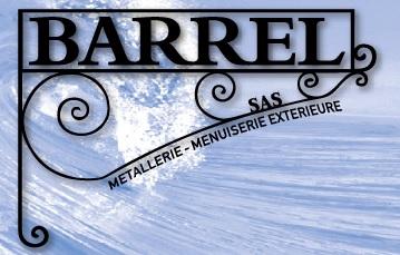 Logo de BARREL SAS, société de travaux en Portail : fourniture et installation
