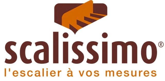 Logo de SCALISSIMO, société de travaux en Fourniture et pose d'un escalier extérieur