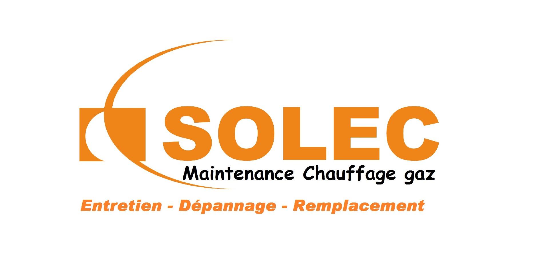 Logo de SOLEC, société de travaux en Fourniture et installation de chaudière