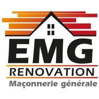 Logo de emg batiment, société de travaux en Rénovation complète d'appartements, pavillons, bureaux