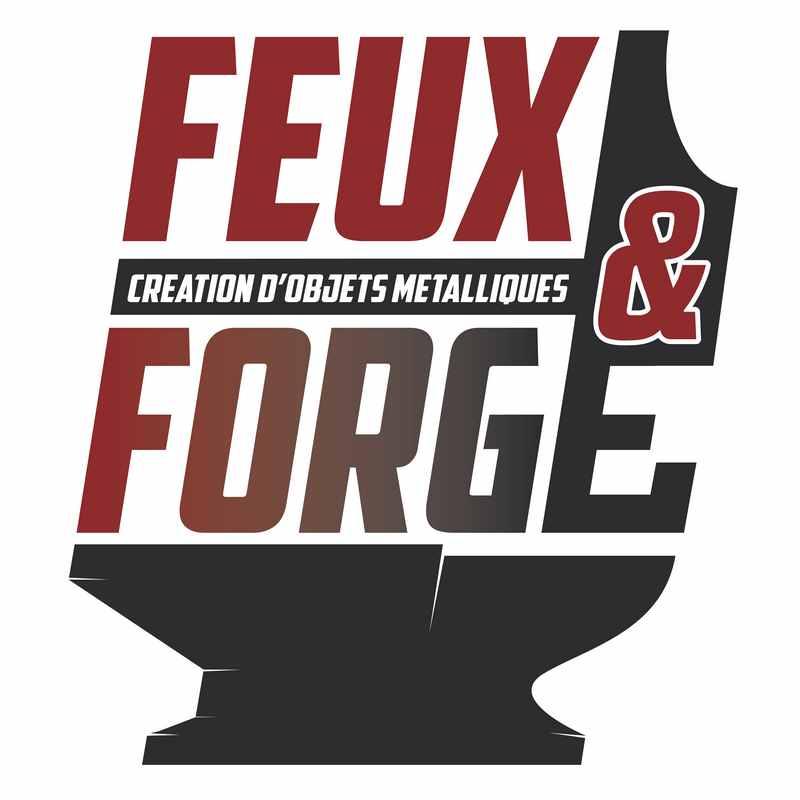 Logo de Feux et Forge, société de travaux en Fourniture et pose d'un escalier intérieur