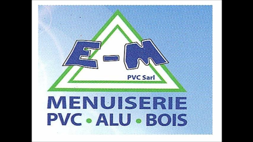 Logo de EBERLIN MENUISERIE (EURL), société de travaux en Fourniture et remplacement de porte ou fenêtre en PVC