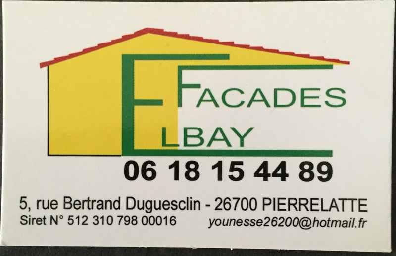 Logo de El bay façades, société de travaux en Ravalement de façades
