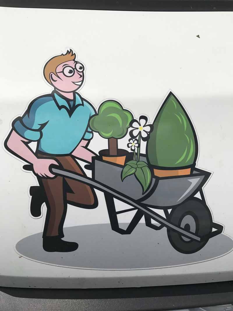 Logo de Fred espaces verts, société de travaux en Entretien de jardin (ponctuel ou à l'année)