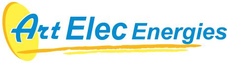 Logo de ART ELEC ENERGIES, société de travaux en Fourniture et installation de lavabos, baignoires, douches, WC...