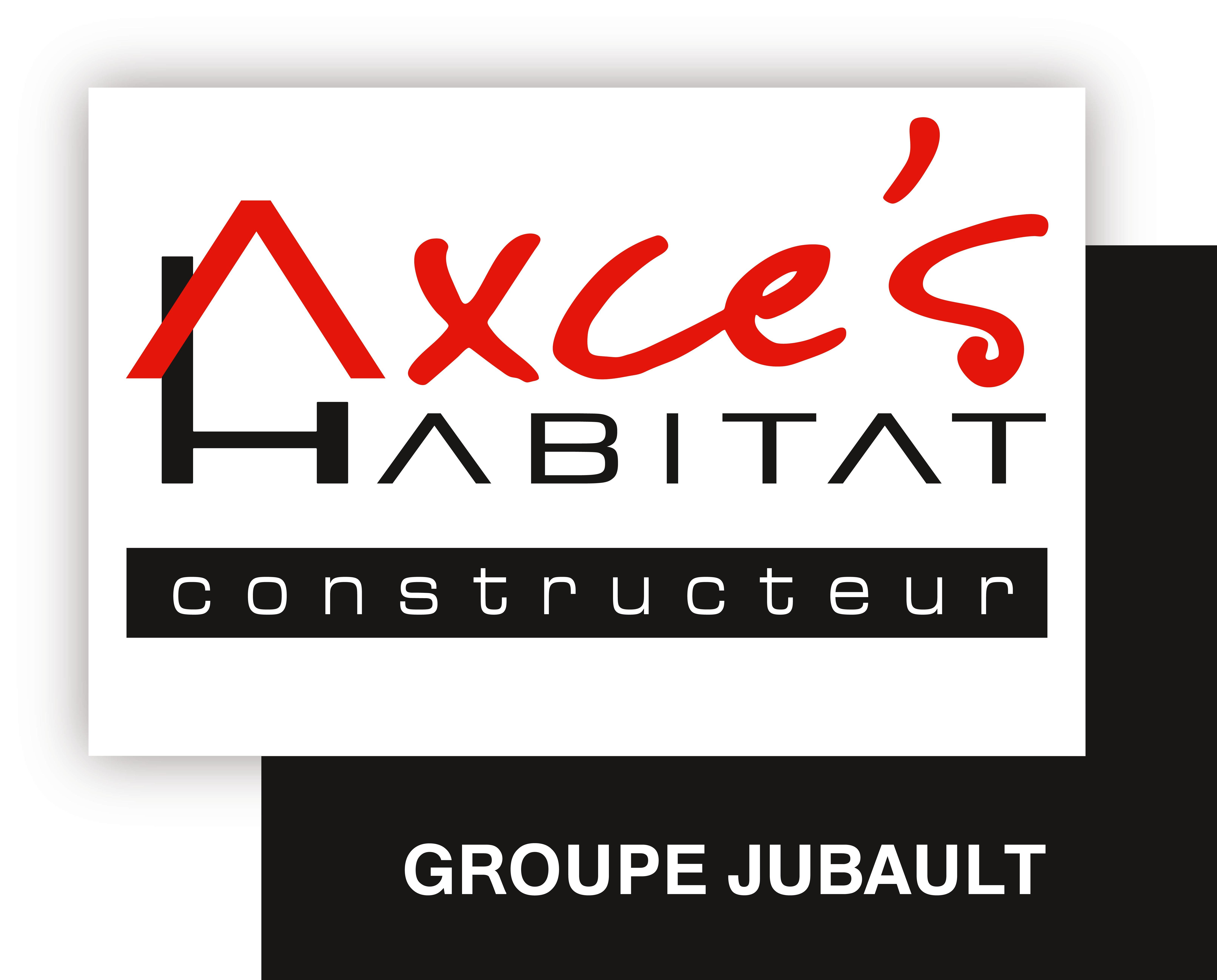 Logo de AXCE\'S HABITAT, société de travaux en Construction de maison